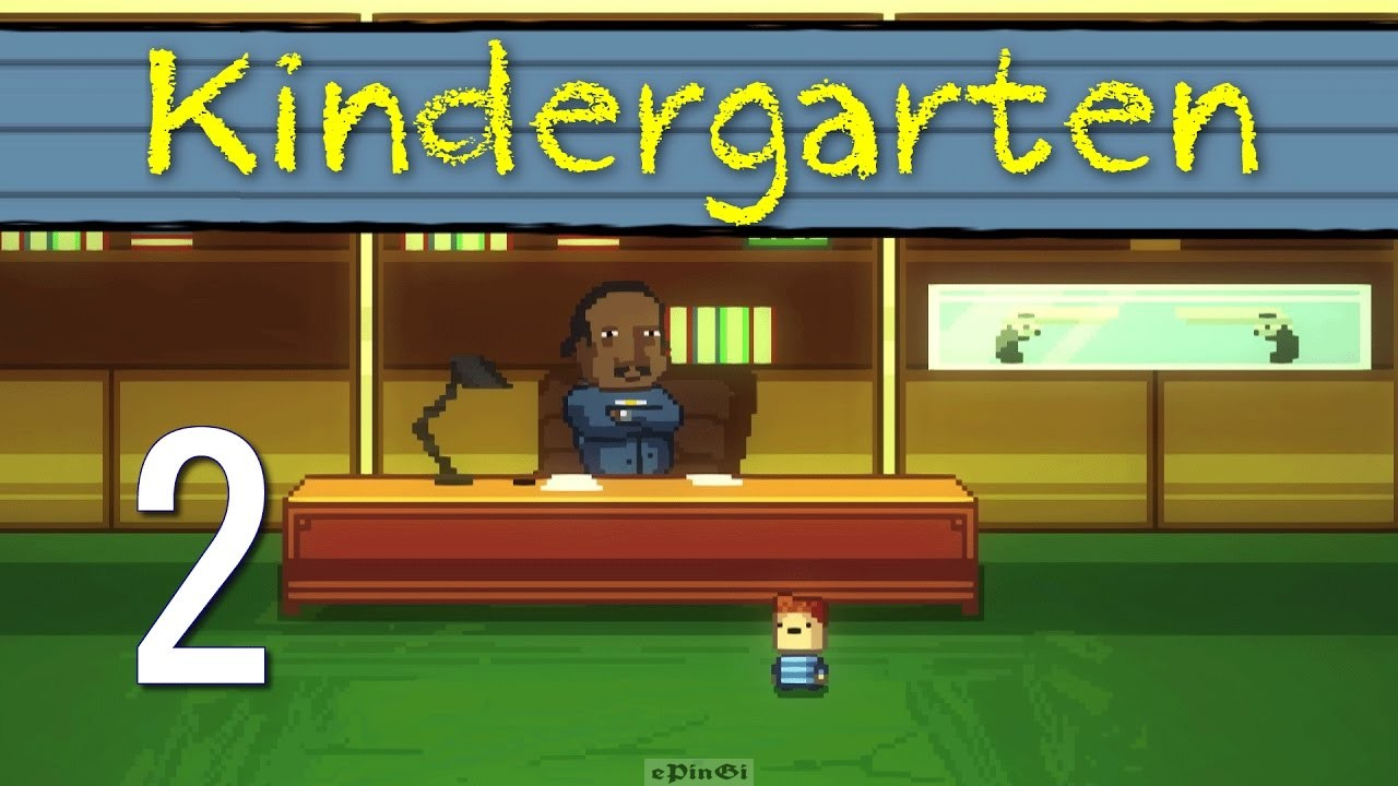 How to download kindergarten full version for free! Youtube.