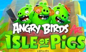 Angry Birds AR Isle