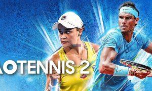 AO Tennis 2 PC Unlocked Version Download Full Free Game Setup