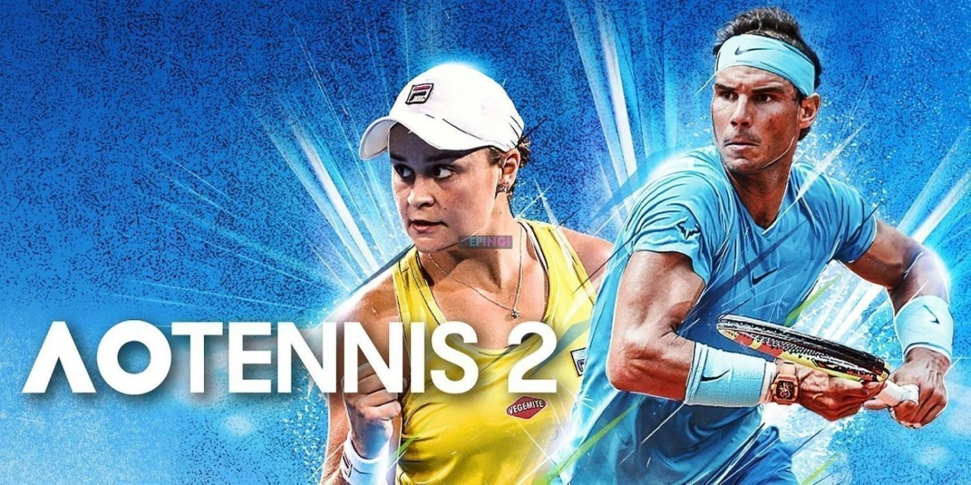 AO Tennis 2 PS4 Unlocked Version Download Full Free Game Setup