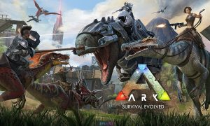 ARK Survival Evolved PC Version Full Game Setup Free Download