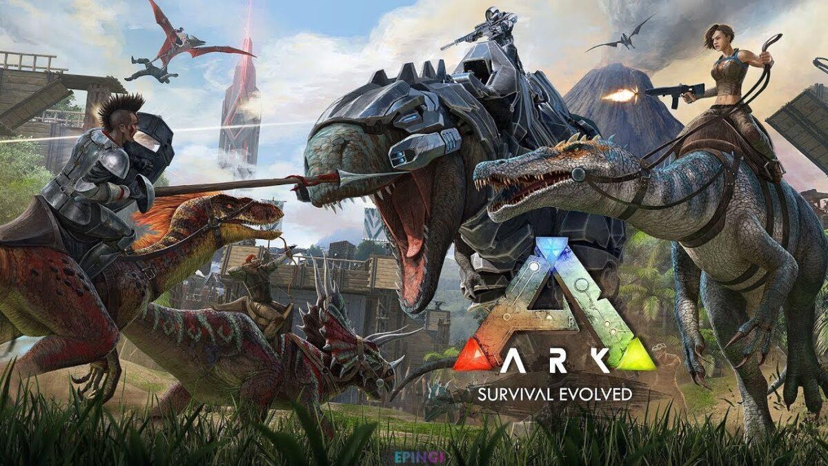 ARK Survival Evolved PC Version Full Game Setup Free Download