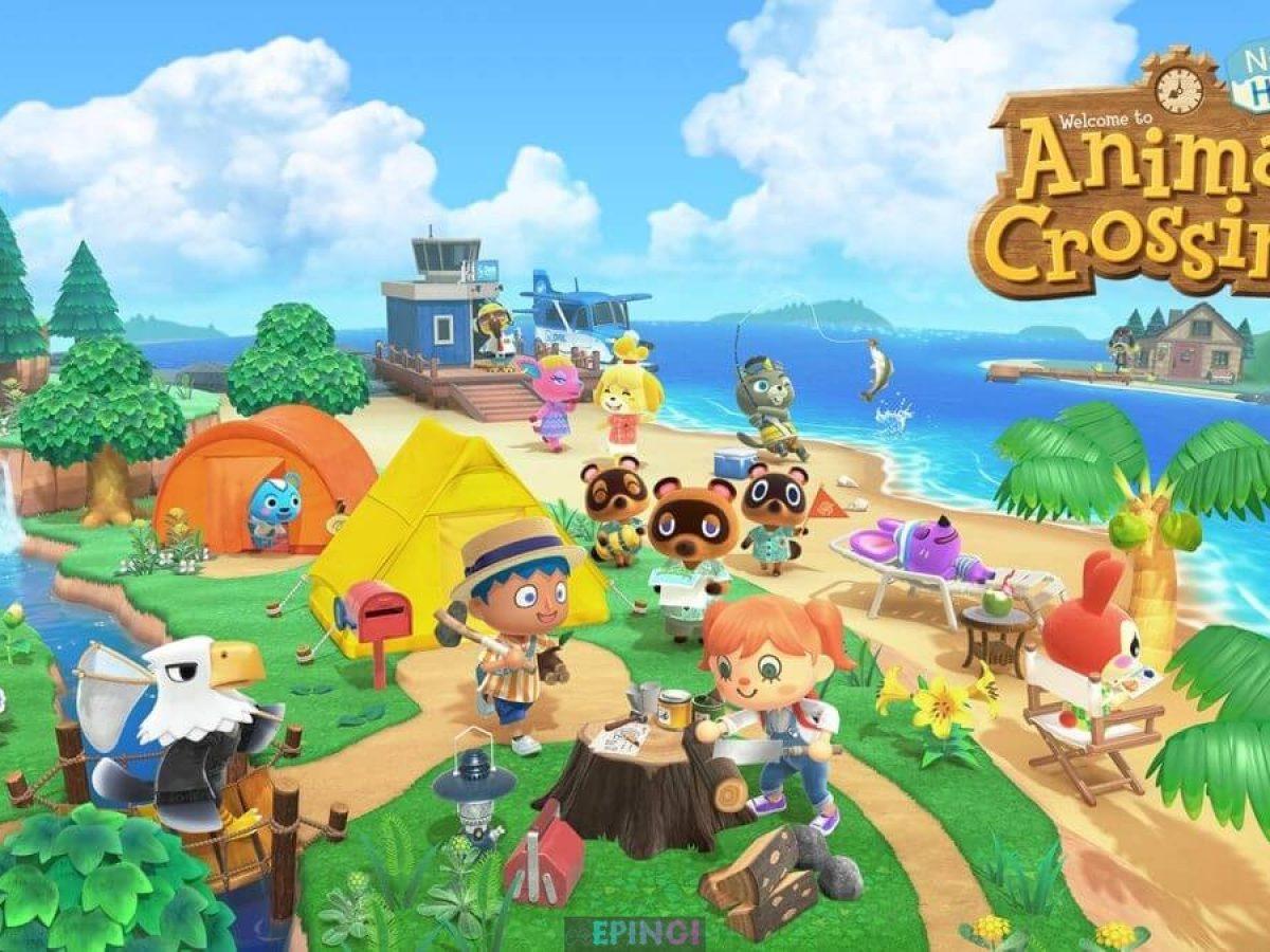 Animal Crossing New Horizons Mobile Ios Version Full Game Setup Free Download Epingi