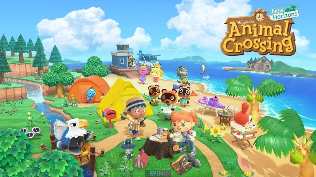 Animal Crossing New Horizons Mobile Android Version Full Game Setup Free Download