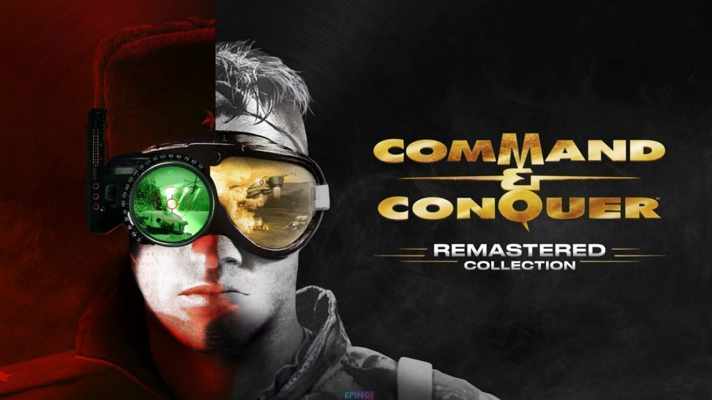 Command and Conquer PC Version Full Game Setup Free Download