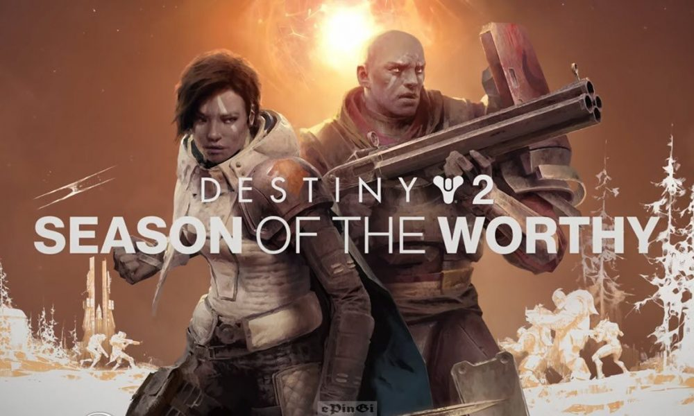 Destiny 2 Season of the Worthy PC Version Full Game Free Download