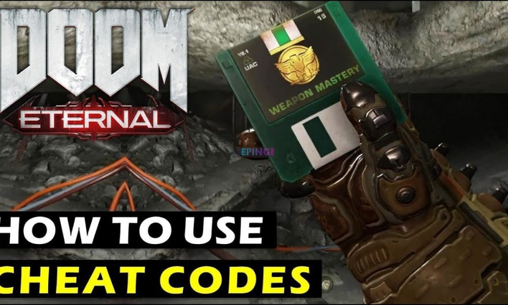 Doom Eternal All Secrets Toys Albums Cheat Codes and More 2020 Leak Details