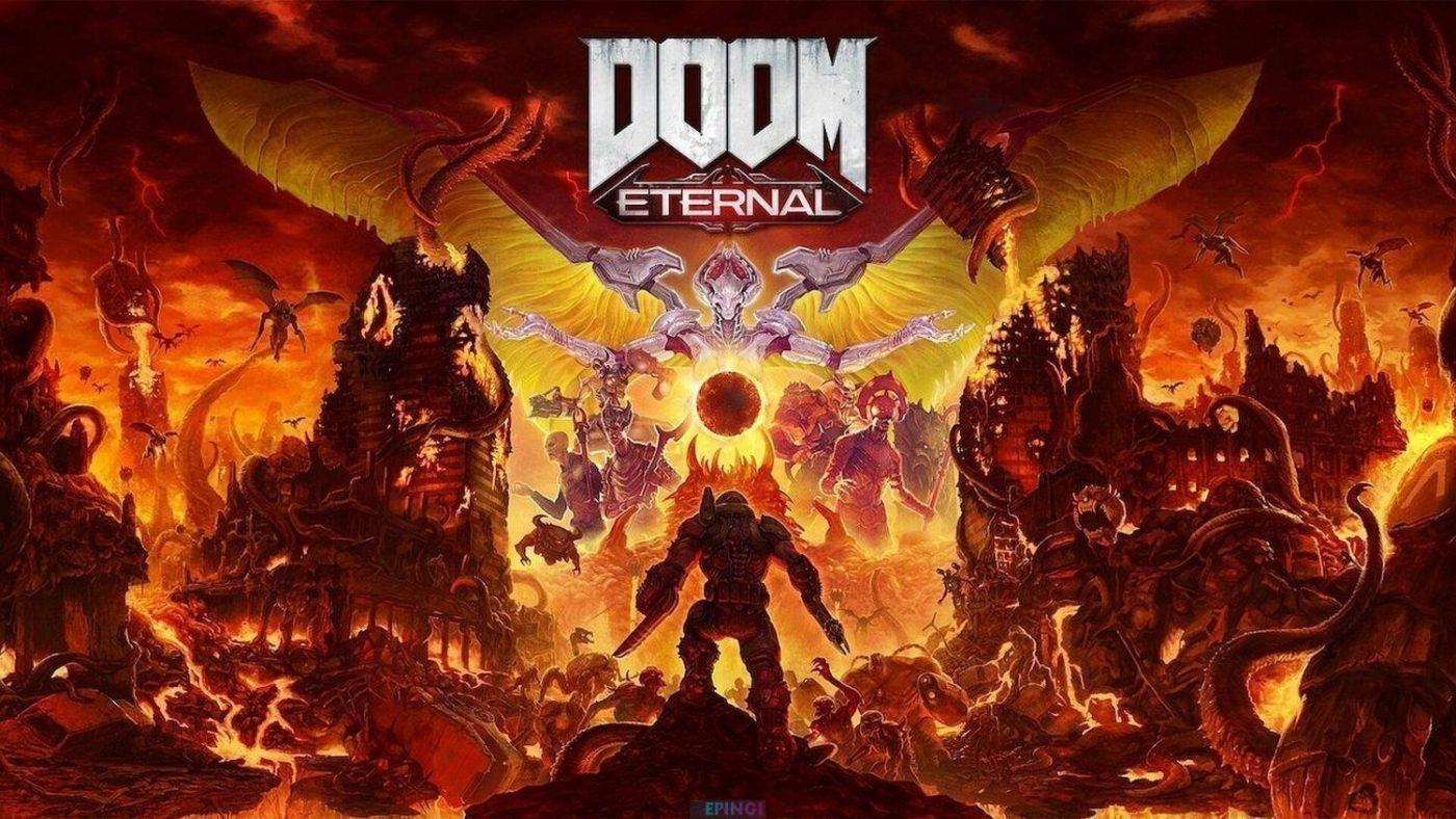Doom Eternal Cracked PC Unlocked Torrent Full Version Download Patched Free Game Setup