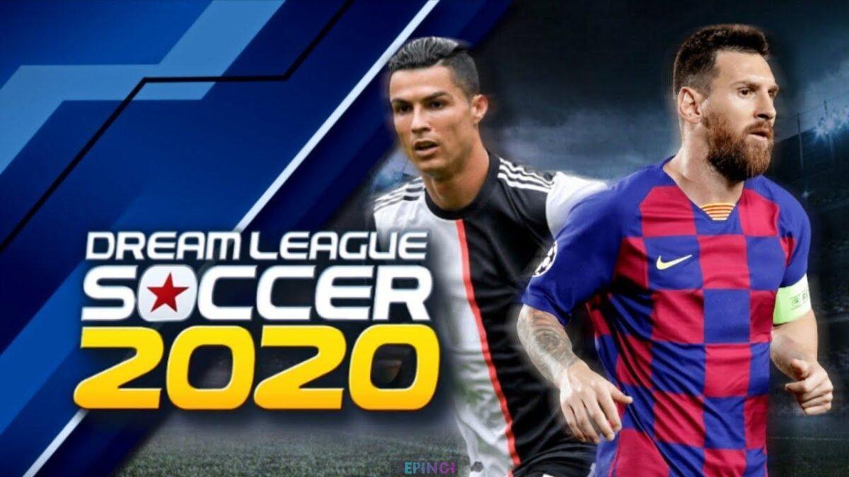 Dream League Soccer 2020 iOS Working Mod No Jail Break Full Free Download -  ePinGi