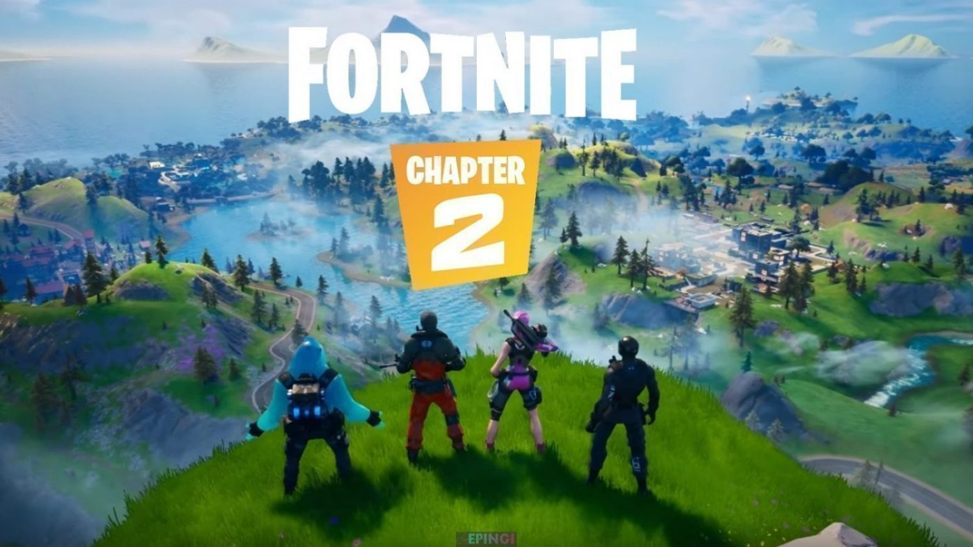 Fortnite Chapter 2 Mobile iOS Full Version Free Download