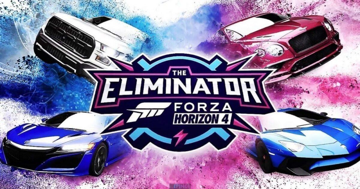 Forza Horizon 4 The Eliminator PC Version Full Game Setup Free Download