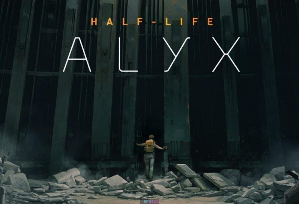 Half Life Alyx VR PC Unlocked Version Download Full Free Game Setup