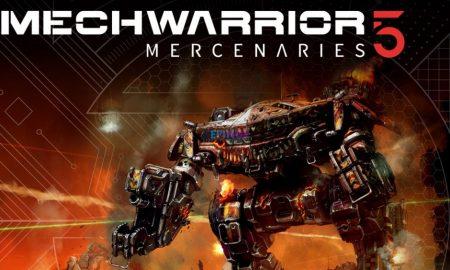 Mechwarrior 5 Unlocked PC Full Cracked Version Download Online Multiplayer Torrent Free Game Setup