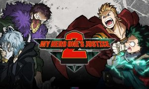 My Hero Ones Justice 2 PC Version Full Game Setup Free Download