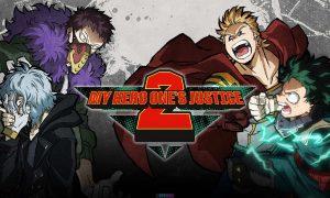 My Hero Ones Justice 2 PC Version Full Game Setup Free Download