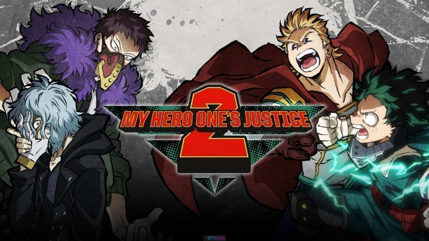 My Hero Ones Justice 2 Full Version Game Free Download