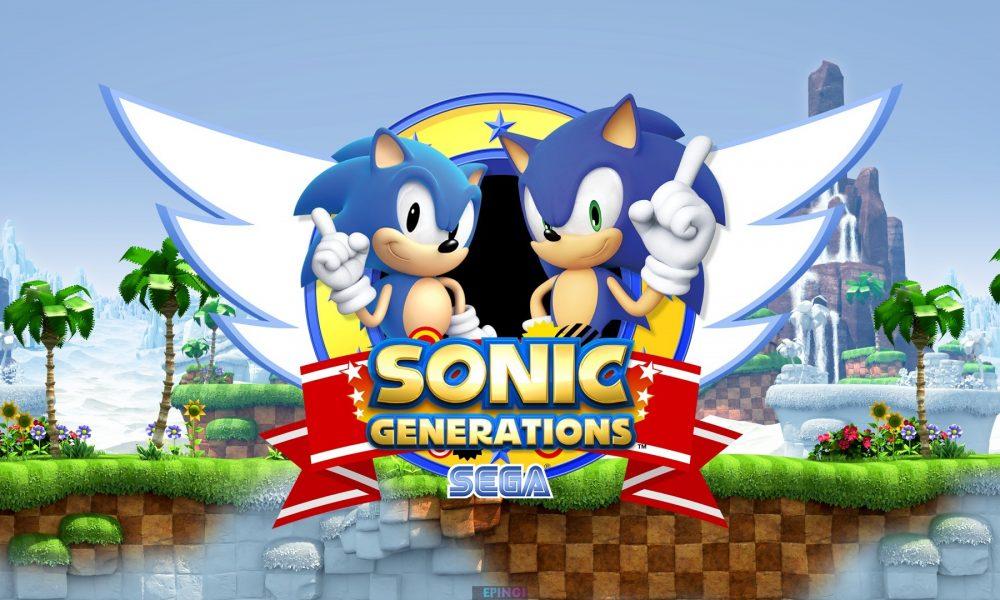 Sonic The Hedgehog 4 - Episode I Free Download - Crohasit ... | 600x1000