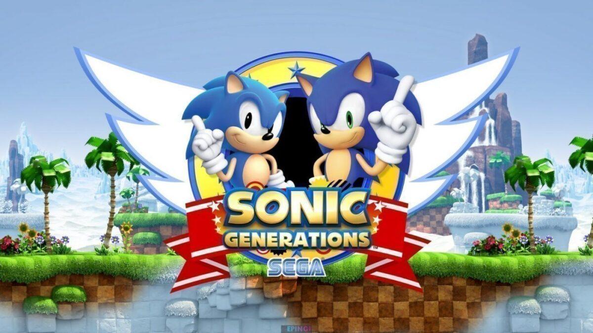 sonic generations psp rom