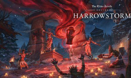 The Elder Scrolls Online Harrowstorm PC Version Full Game Free Download