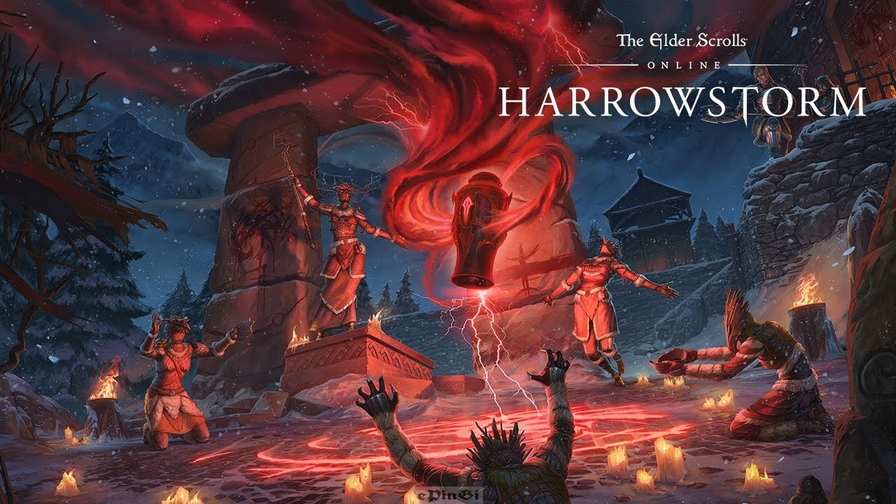 The Elder Scrolls Online Harrowstorm PC Version Full Game Free Download