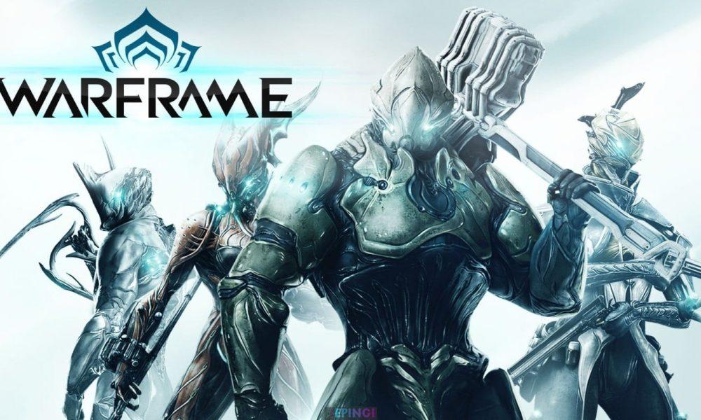 Warframe PC Version Full Game Setup Free Download