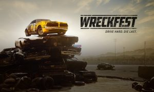 Wreckfest PC Unlocked Version Download Full Free Game Setup