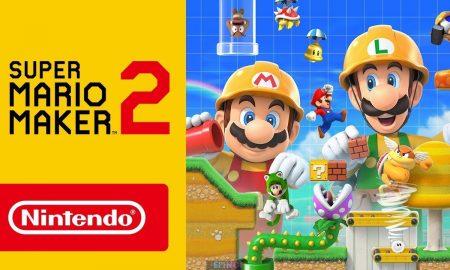 Super Mario Maker 2 PC Version Full Game Setup Free Download