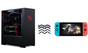 How To Stream PC Games on your Nintendo Switch simple using this neat program easy