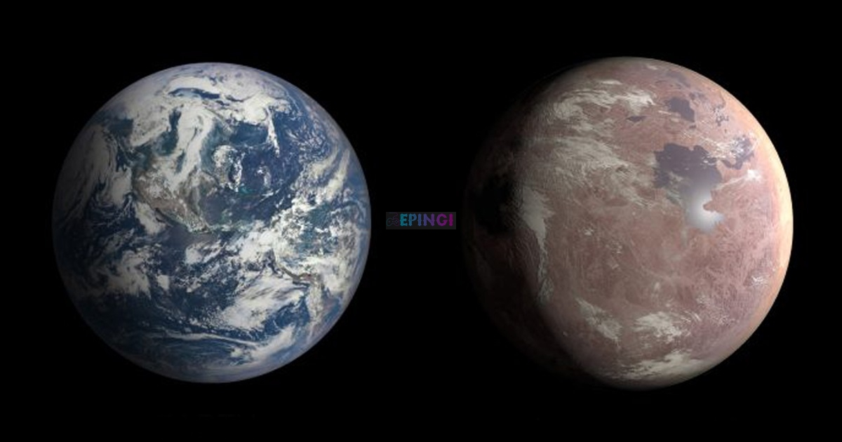 NASA discovers a new planet like Earth Spaced only 300 light years ready to move in the future