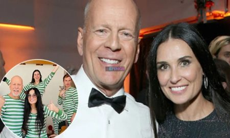 Bruce Willis and Demi Moore quarantine together Self-Isolate