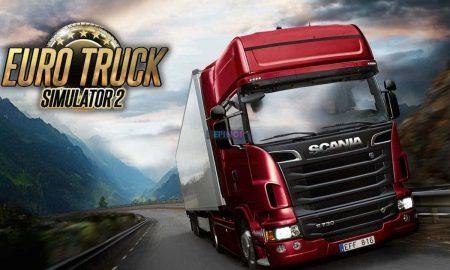 Euro Truck Simulator 2 Nintendo Switch Version Full Game Free Download