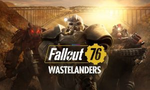 Fallout 76 Wastelanders expansion Cracked PC Full Unlocked Version Download Online Multiplayer Torrent Free Game Setup