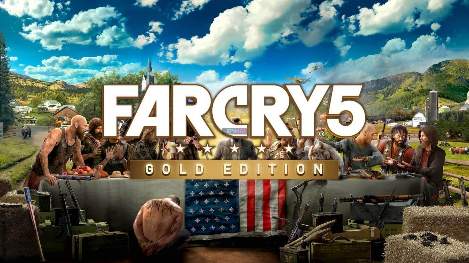 Far Cry 5 Ps4 Version Full Game Free Download Epingi