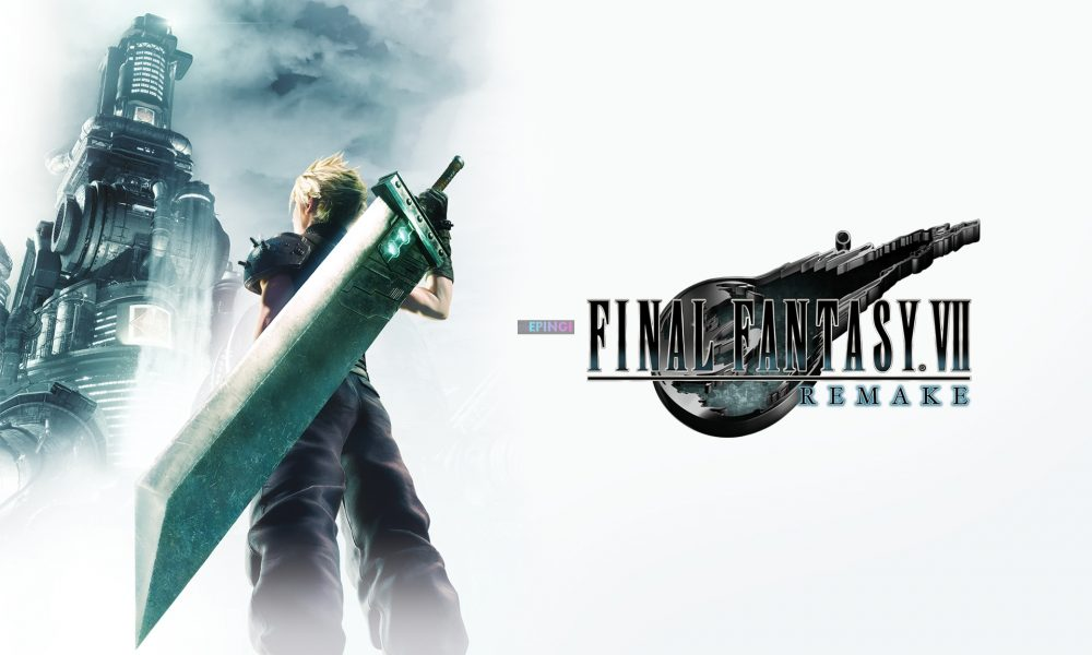 Final Fantasy 7 Remake Cracked PC Full Unlocked Version Download Online Multiplayer Torrent Free Game Setup