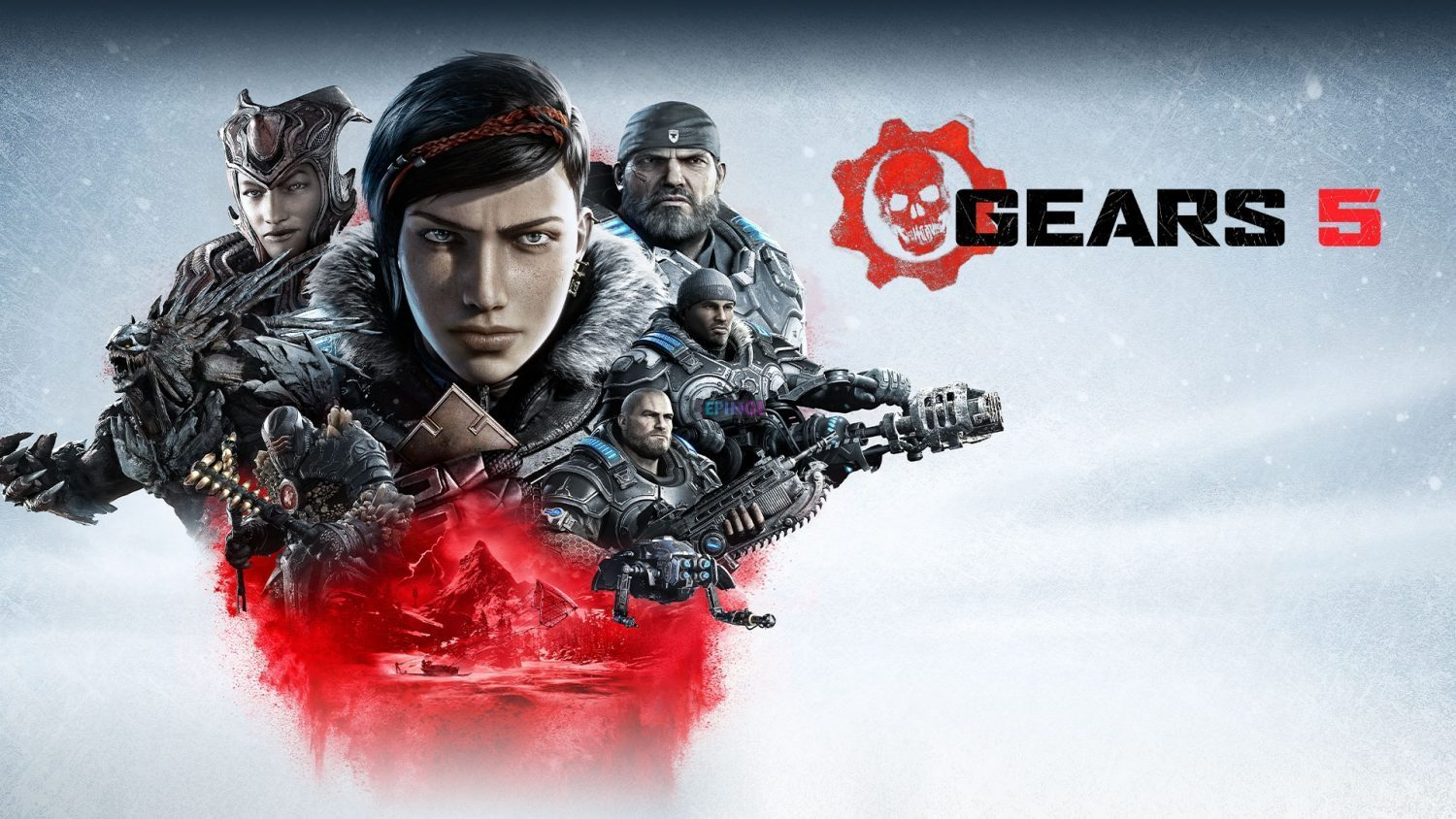 Gears 5 Cracked Online Unlocked Nintendo Switch Version Full Free Game Download
