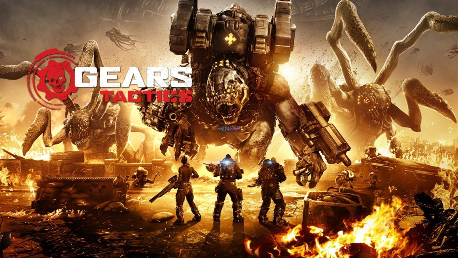 Gears Tactics Mobile iOS Version Full Game Free Download