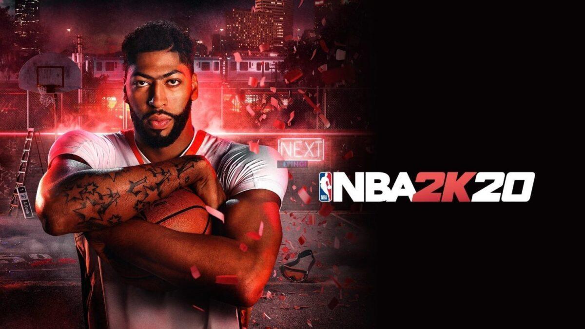 NBA 2K20 Cracked PC Full Unlocked Version Download Online Multiplayer Torrent Free Game Setup