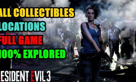 Resident Evil 3: All Secrets: Charlie Dolls, Documents, Upgrades, Weapons, Locks and Puzzles