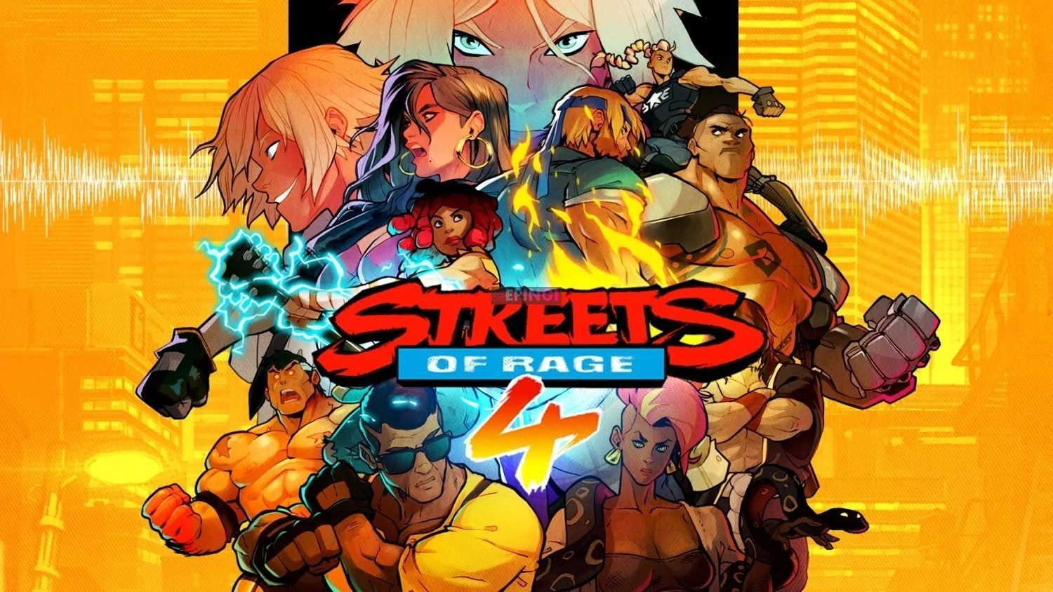 Streets of Rage 4 APK Mobile Android Version Full Game Free Download -  ePinGi
