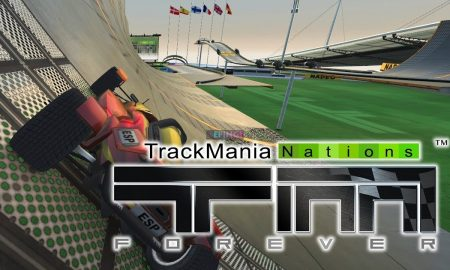 TrackMania Nations Forever PC Version Full Game Free Download