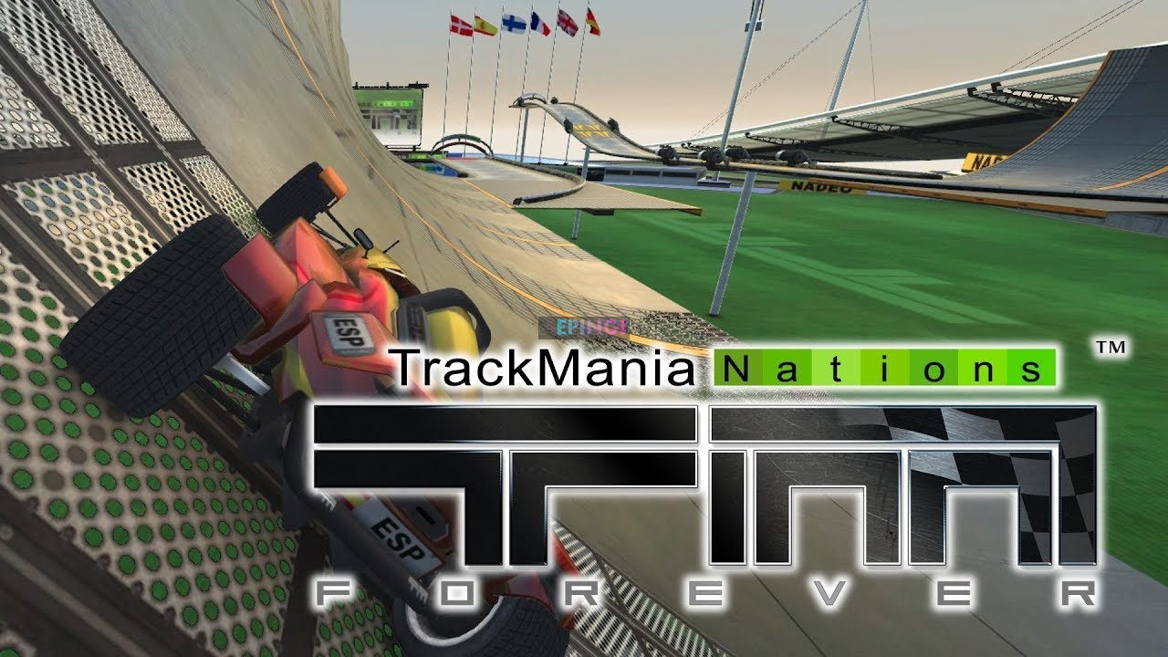 trackmania nations forever nintendo switch version full