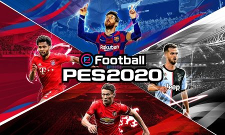 eFootball PES 2020 APK Mobile Android Version Full Game Free Download