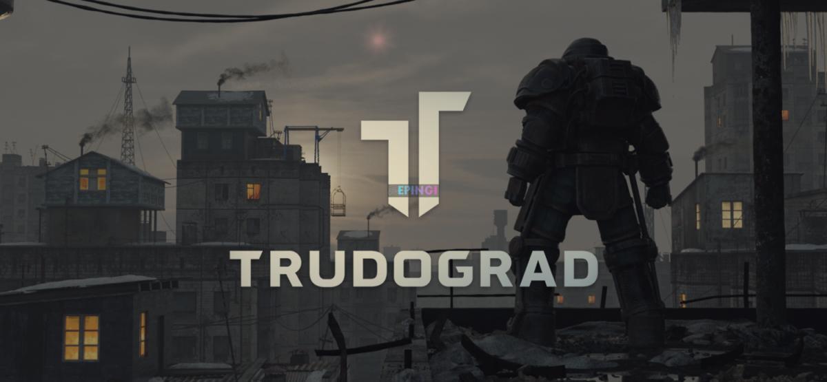 ATOM RPG Trudograd PC Full Version Free Download