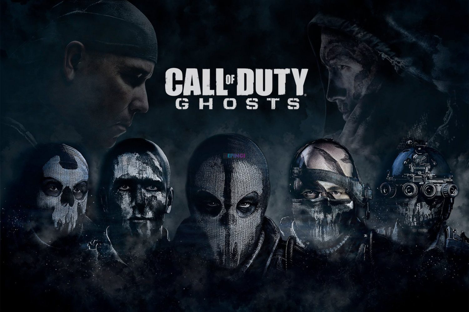 Call of Duty Ghosts Apk Mobile Android Version Full Game Setup Free Download