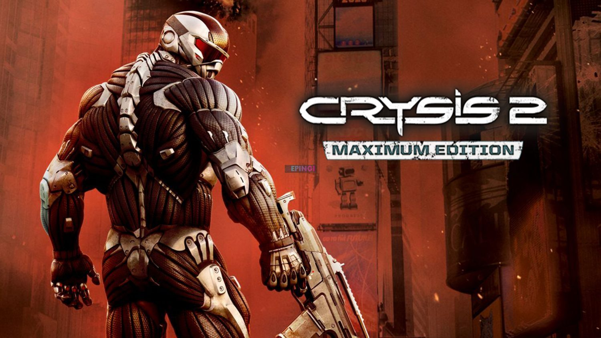 Crysis 2 Maximum Edition PC Version Full Game Setup Free Download