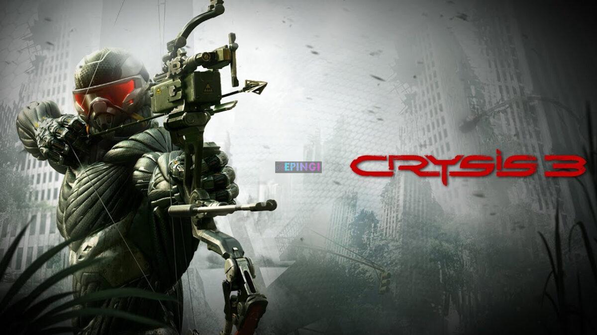Crysis 3 PC Version Full Game Setup Free Download