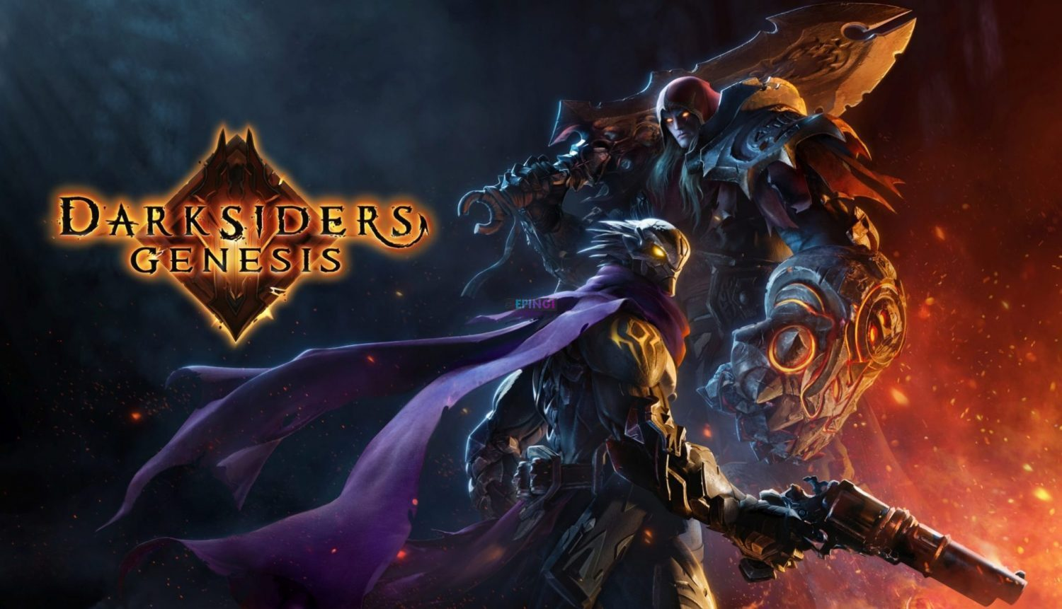 Darksiders Genesis Apk Mobile Android Version Full Game Setup Free Download