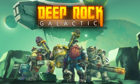 Deep Rock Galactic PC Version Full Game Setup Free Download