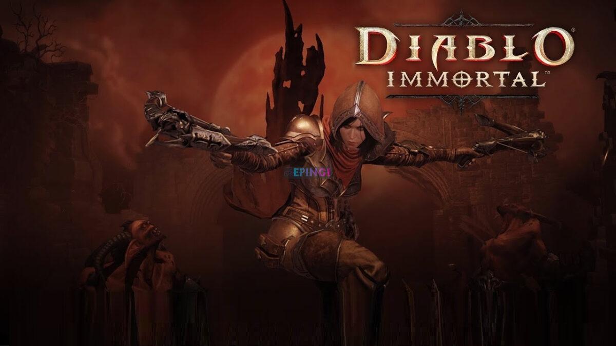 Diablo Immortal APK Mobile Android Full Version Free Download