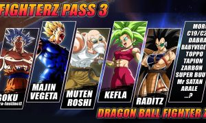 Dragon Ball FighterZ Pass 3 PC Version Full Game Setup Free Download